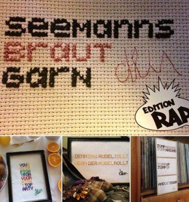 Ausstellungsbuch Edition I RAP